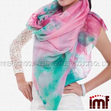 Прекрасный большой женский модный и кашемировый шарф
