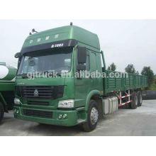 371hp Sino Howo 6 * 4 camión de carga 25ton