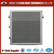 Fournisseur direct de radiateur en aluminium bon marché à plat