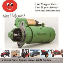 Truck Starter Motor Parts for Diesel Engines Factories