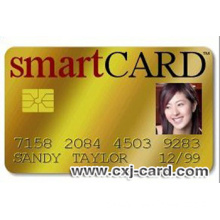 students or staff contact smart card