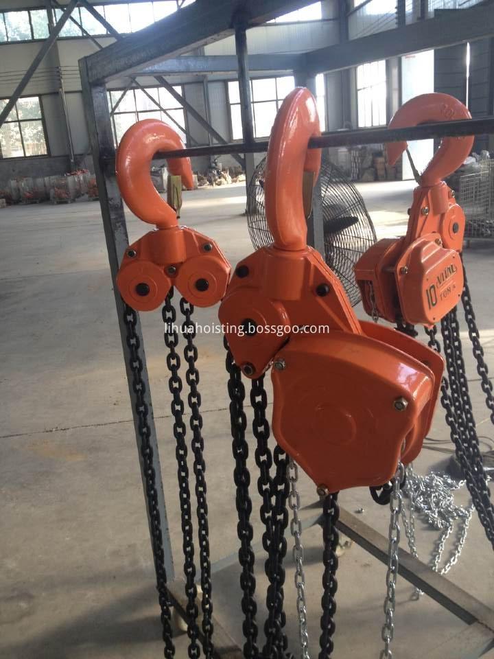 HSZ-VT series chain block