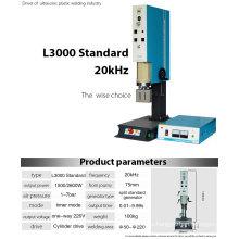 15k China hizo la máquina de soldadura ultrasónica de plástico