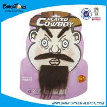 Jouet de masque de barbe pour enfants