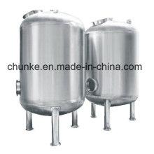 Filtro de ionizador de agua platino estéril de acero inoxidable industrial