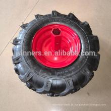 3.50-6 roda pneumática agrícola para rebento