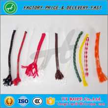 2016 OEM factory price hollowed braided rope for wholesale