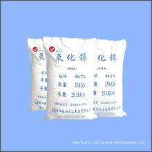 99,7% óxido de zinc