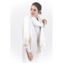 Rawight-90%Wool&10%Cashmere Ladies Scarf