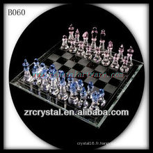 K9 Exquisite Crystal Chess