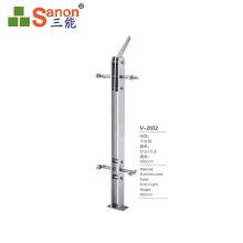 Stainless Steel Balustrades Diy Glass Stair Handrail Kits