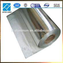 1235 Rollos de Aluminio Precios para contenedores de alimentos y aislamiento
