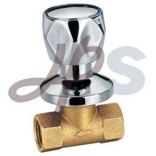 válvula de banho de latão