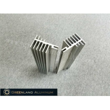 Heat Sink Perfis Profundos de Alumínio Usados