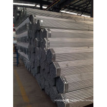 Pre-Galvanized Green House Steel Pipe