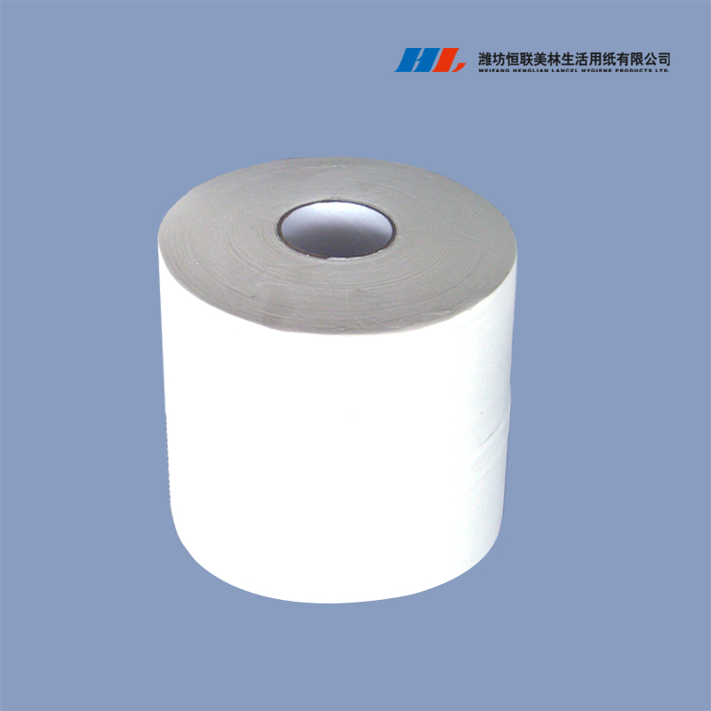 100% Recycled Pulp Toilet Tissue Roll