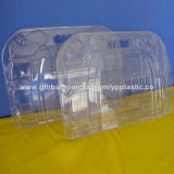 Vacuum Formed Blister Packaging, PVC/PET/PETG/PS/PP Materials Available, 15-year Gold Manufacturer