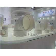 Sistema de água plástico PVC Pipe acessórios cotovelo de 90 graus