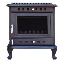 Aquecedor de água, ferro fundido fogão a lenha, fogão de madeira da caldeira (fipa035lb)