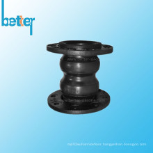 Custom Molded Anti-Aging Rubber Expansion Joints for Pipe