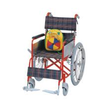 Tipo de silla de ruedas de aluminio de alta calidad