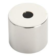 N35 Super kuat Neodymium Magnet dengan salutan nikel