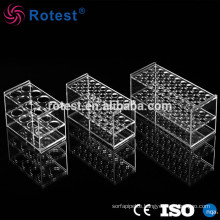Customized Laboratory Acrylic Test Tube Rack