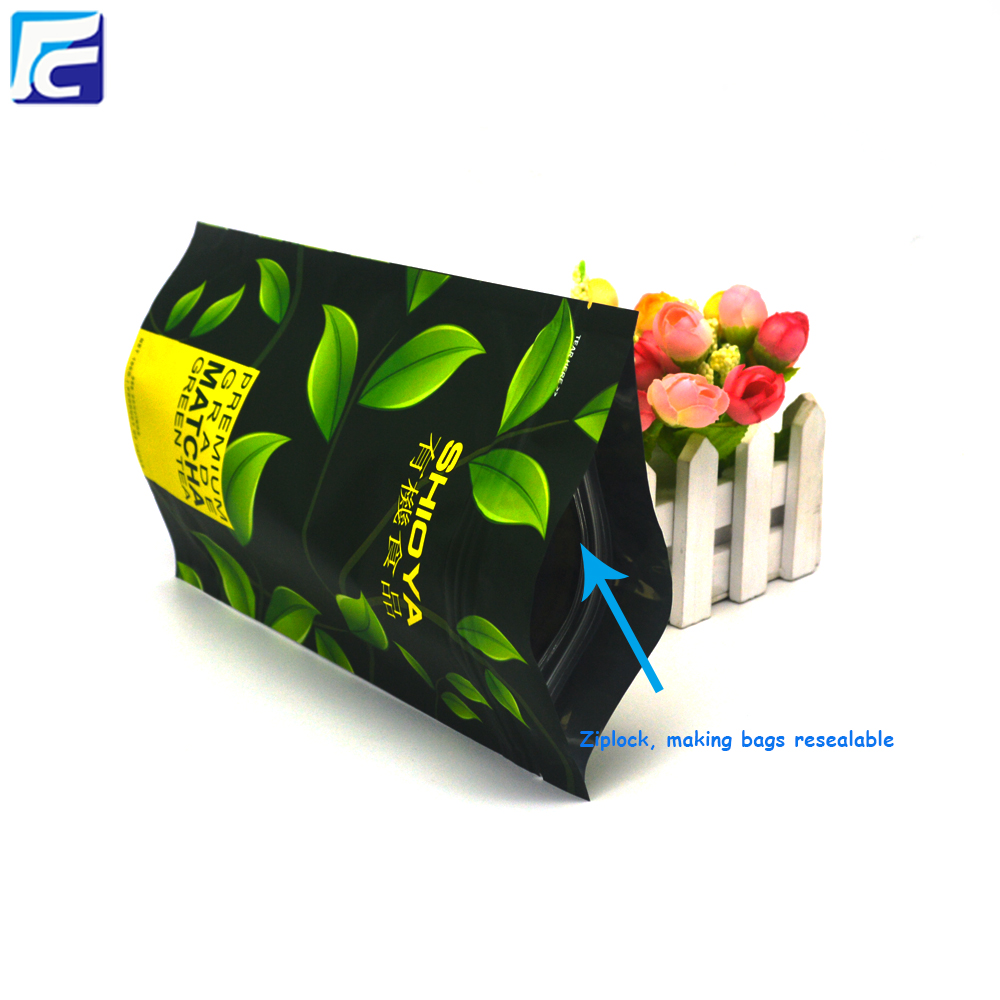 Plastic Packaging Tea Pouch