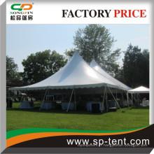 12x18m tentes classiques pour poteaux Pour 150 personnes dîner