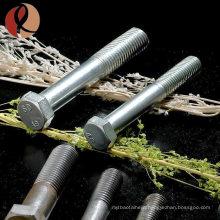 high strength hexagon head bolt m7 sizes, bolts nuts from handan fastener manufacturer