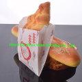 كيس ورق كرافت للأغذية/خبز الخبز