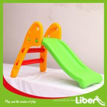 Crianças populares Slide para cima-para baixo, Crianças plástico pequeno Foldanle Slide