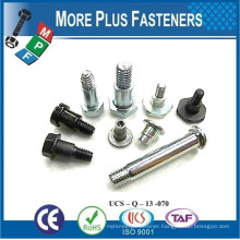 Made in Taiwan Stud Bolt Screw Hex Head Cap Bolt