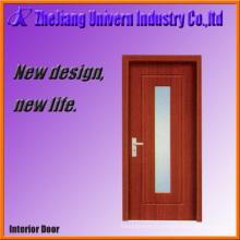 Portes coulissantes design d'impression pour salle de bain
