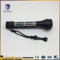 solar charge portable multifunctional flashlight