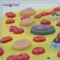ПНТ-0421 человеческого тела, анатомии, биологического учебно-методических пособий клеток крови модели