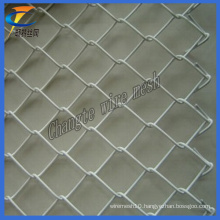 PVC Coated Chain Link Sport Fence Mesh