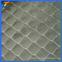 PVC Revestido Chain Link Sport Fence Mesh