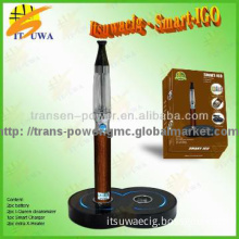2013 high technology luxury smart iGo with lcd display e cigarette