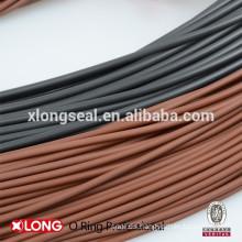 Diferentes tipos de especificaciones de cable de caucho de flúor