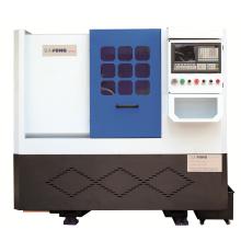 Máquina de torno CNC de alta precisão com guia linear