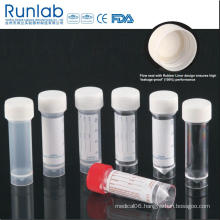 FDA Registered and CE Approved 30ml Universal Specimen Containers