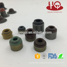 Auto Parts for Car Engine Valve stem seal Motorcycle Oil seal Rubber metal oil seals