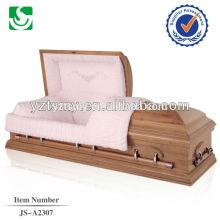 usine de bonne qualité moyenne cercueil prix