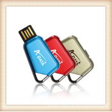 Kundenspezifisches Logo Mini USB Flash Drive (EM021)