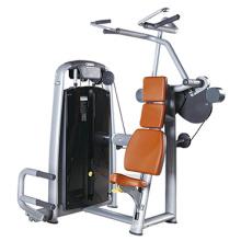Equipo de gimnasio comercial de máquina de tracción vertical