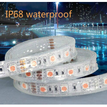 DC12V Flexible White IP68 Waterproof LED Strip