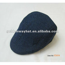 Fancy flache Kappe für Mann