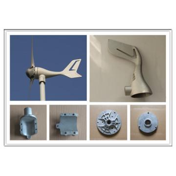 Turbina de viento del uso en el hogar
