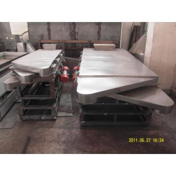 Noise Reduction Linear Vibratory Screen